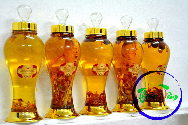 Cách dùng đông trùng hạ thảo ngâm rượu tốt nhất